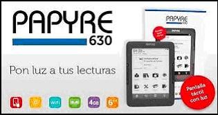 http://www.blauden.com/lector-ebooks-papyre-630-negro-con-luz-led-frontal